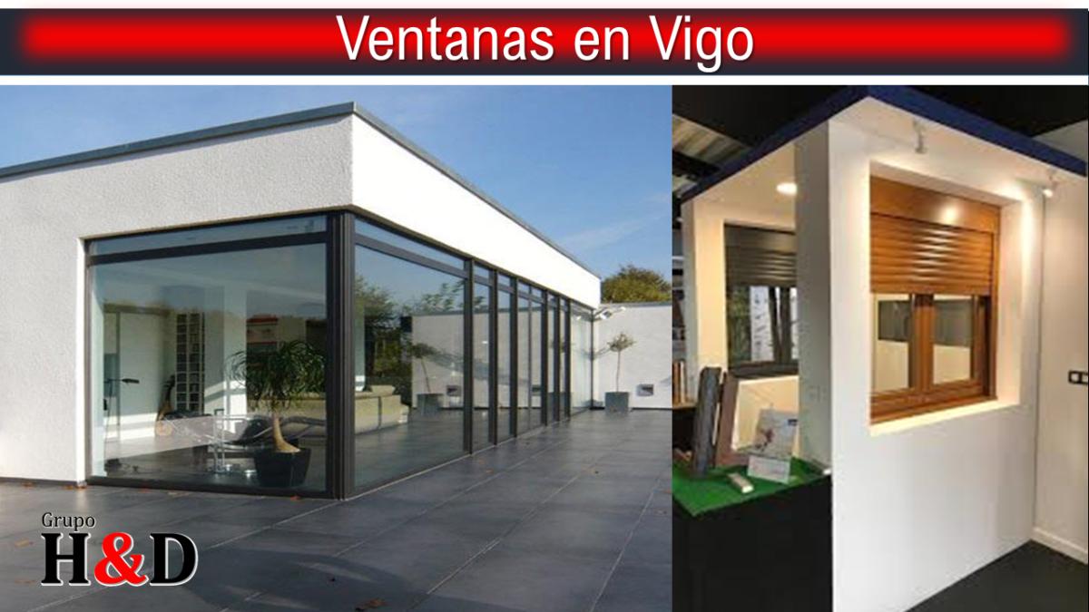 Ventanas en Vigo